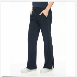 Athleta Navy In a Snap Commute Pant  - M